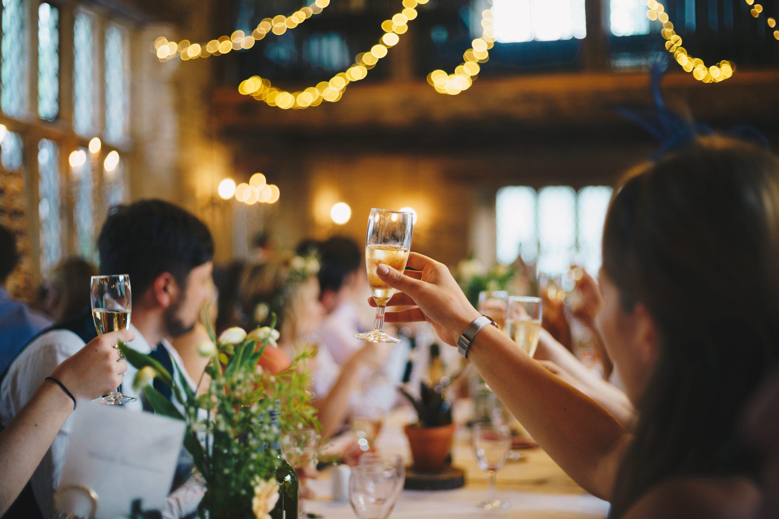 Célébration d'un mariage