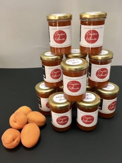 confiture de abricots