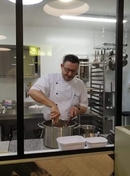 Cuisinier pâtissier maison terel oléron
